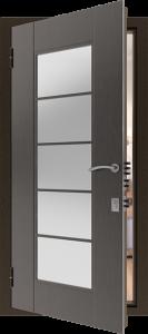 Входная дверь КВ94 вид внутри