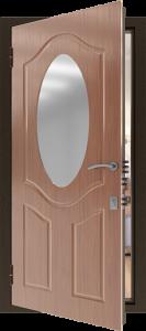 Входная дверь КВ69 вид внутри