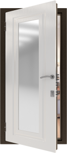 Входная дверь КВ95 вид внутри