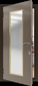 Входная дверь КВ140 вид внутри