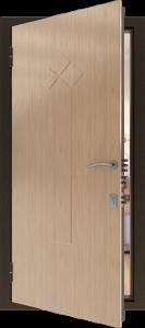 Усиленная дверь У4 вид внутри