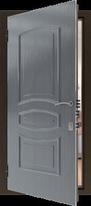 Усиленная дверь У14 вид внутри