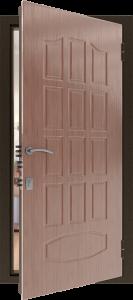 Входная дверь КВ69 вид снаружи