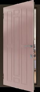 Усиленная дверь У17 вид внутри