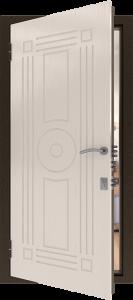 Усиленная дверь У12 вид внутри