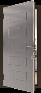 Усиленная дверь У11 вид внутри