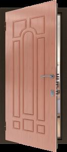 Входная дверь КВ91 вид внутри