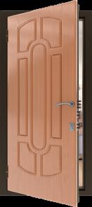 Входная дверь КВ151 вид внутри