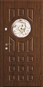 Входная дверь КТ10 вид снаружи