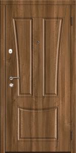 Входная дверь КТ20 вид снаружи