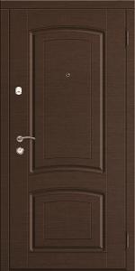 Входная дверь КТ23 вид снаружи