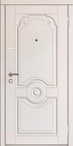 Входная дверь КТ32 вид снаружи
