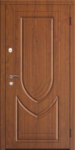 Входная дверь КТ36 вид снаружи