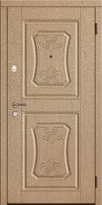 Входная дверь КТ38 вид снаружи