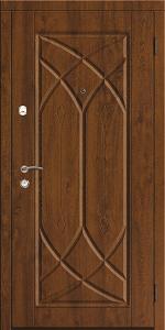 Входная дверь КТ39 вид снаружи