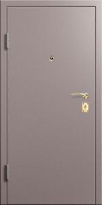 Тамбурная дверь Т36 вид внутри