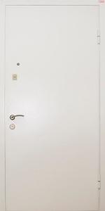 Входная дверь КВ7 вид снаружи