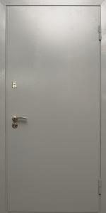 Входная дверь КВ35 вид снаружи