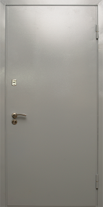 Тамбурная дверь Т98 вид снаружи