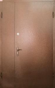 Входная дверь ТР186 в загородный дом вид снаружи