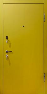 Входная дверь КВ127 вид снаружи