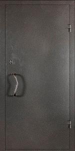 Тамбурная дверь Т64 вид снаружи