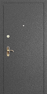 Тамбурная дверь Т116 вид снаружи
