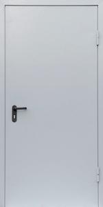 Входная дверь КВ135 вид снаружи