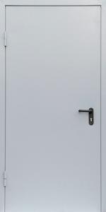 Тамбурная дверь Т98 вид внутри