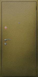 Тамбурная дверь Т100 вид снаружи