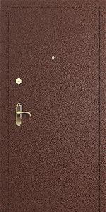 Готовая дверь ГД57 вид снаружи