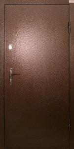 Бронированная дверь Б59 вид снаружи