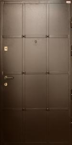 Готовая дверь ГД29 вид снаружи