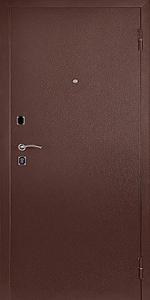 Входная дверь КВ254 вид снаружи