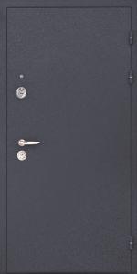 Бронированная дверь Б18 вид снаружи