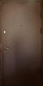 Тамбурная дверь Т96 вид снаружи