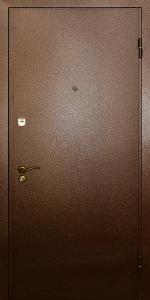 Бронированная дверь Б19 вид снаружи