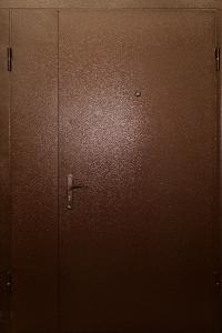 Бронированная дверь Б51 вид снаружи