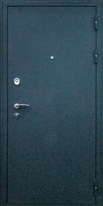 Входная дверь КВ78 вид снаружи
