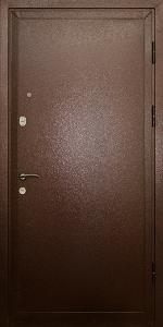 Входная дверь КВ79 вид снаружи