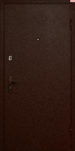 Тамбурная дверь Т126 вид снаружи