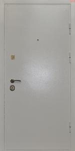 Бронированная дверь Б21 вид снаружи