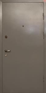 Тамбурная дверь Т125 вид снаружи