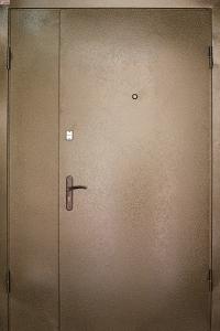 Бронированная дверь Б48 вид снаружи