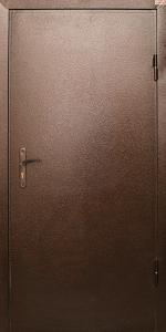Бронированная дверь Б60 вид снаружи