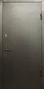 Входная дверь КВ120 вид снаружи
