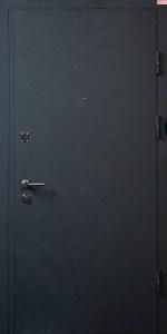 Входная дверь КВ81 вид снаружи