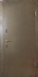 Тамбурная дверь Т24 вид снаружи