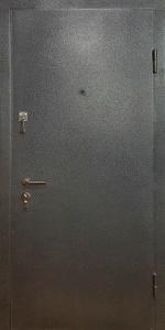 Бронированная дверь Б61 вид снаружи
