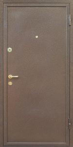 Входная дверь КВ130 вид снаружи
